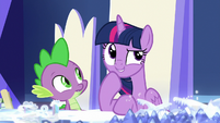 """Twilight Sparkle """"connected to the Pillars"""" S7E25"""