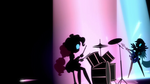 Abstract version of Pinkie Pie opening credits EG2