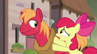 """Apple Bloom """"then you gotta tell her!"""" S7E8"""