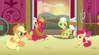 Apple Bloom learns her lesson S6E23