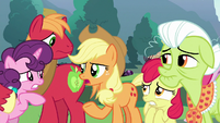 Applejack -where'd all these ponies come from-- S9E25