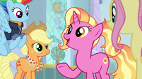 """Luster Dawn """"I don't mind work"""" S9E26"""