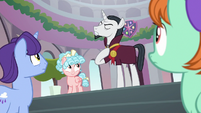 Neighsay making his declaration S8E26