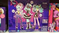 Photo Finish and the Snapshots Ponymania back of packaging