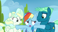 """Rainbow """"I don't want Spitfire to be mad at me"""" S6E24"""