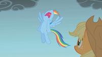 "Rainbow Dash ""THAT'S IT!"" S1E07"