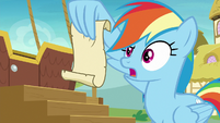 "Rainbow Dash ""make sure they get their naps"" S8E5"