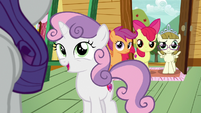 """Sweetie Belle """"does sound like a lot of fun"""" S7E6"""