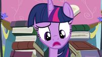 "Twilight ""all my books for a broken pen?"" S4E22"