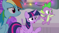 Twilight -we don't know what happened- S8E16