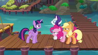 Twilight Sparkle --I just didn't know how else-- S6E22