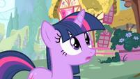 Twilight surprised face S1E17