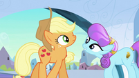 Crystal mare 'It's been such a long time' S3E2