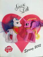 Facebook Princess Cadance Shining Armor toys 2012-02-11