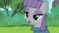 Maud Pie --little pieces of cupcake-scented paper-- S6E3