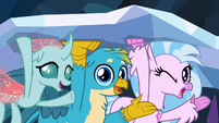 Ocellus, Gallus, and SS work and sing together S9E3
