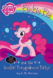 Portada de Pinkie Pie and the Rockin' Ponypalooza Party!.jpg