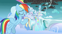 Rainbow -drop of rain or flake of snow- S8E25
