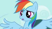 """Rainbow Dash """"now it's too light"""" S4E16"""