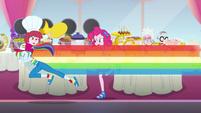 Rainbow Dash tackling Puffed Pastry EGSB