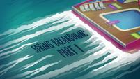 Spring Breakdown Part 1 title card EGSB
