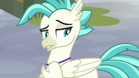 Terramar -that's kind of the problem- S8E6