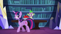 """Twilight """"they had this amazing and hilarious time"""" S5E22"""