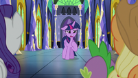 """Twilight """"you've all taught me so much"""" S9E26"""