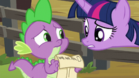 Twilight confused --really--- S6E10