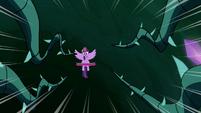Vines speeding toward Twilight S4E02