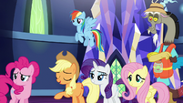 """Applejack """"none of us begrudge you for it"""" S5E22"""