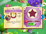 Aunt Orange album page MLP mobile game