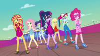 Equestria Girls dancing to music EGDS41