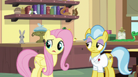 "Fluttershy ""made themselves right at home"" S7E5"
