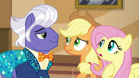 Fluttershy --you know who we are--- S6E20
