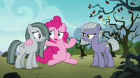 """Pinkie Pie """"what does she see in him?"""" S8E3"""
