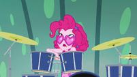 Pinkie Pie longing for bundt cake EGSB