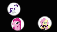 """Pinkie Pie singing """"my destiny"""" S03E13"""