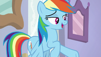 "Rainbow ""searching for lost treasure!"" S8E17"