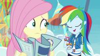 "Rainbow Dash ""look at it this way"" EGROF"
