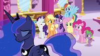 Rainbow Dash -that does sound bad!- S5E13