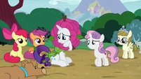 """Rarity """"it's hard for me to let that go"""" S7E6"""