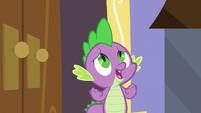 Spike 'For Twilight' S3E2
