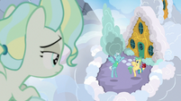 """Vapor Trail's dad """"all day is never enough!"""" S6E24"""