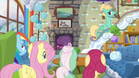 """Zephyr """"you made up my room the way I like it"""" S6E11"""