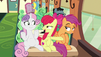 """Apple Bloom """"of course we did!"""" S9E22"""