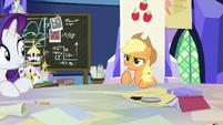 """Applejack """"I distract the guard ponies"""" S9E4"""