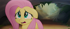 """Fluttershy """"we'll have to leave Equestria"""" MLPTM"""