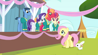 Fluttershy 'Of course! A remedy!' S4E14