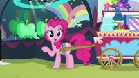 """Pinkie """"See, Applejack?"""" S5E24"""